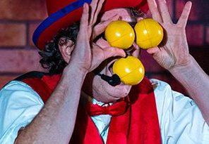Bernard Lebel jongleur