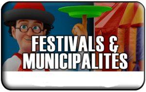 festival et municipalite - ateliers de cirque Ben et Gabzy