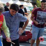 demonstration diabolo - ateliers Ben et Gabzy
