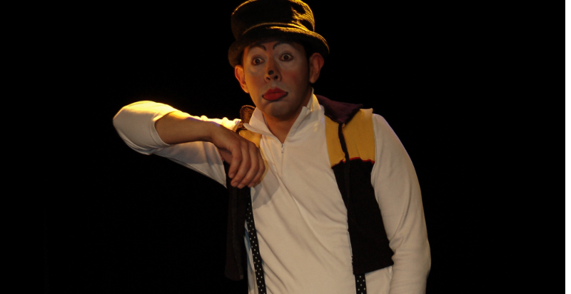 mime - les Productions Bernard Lebel
