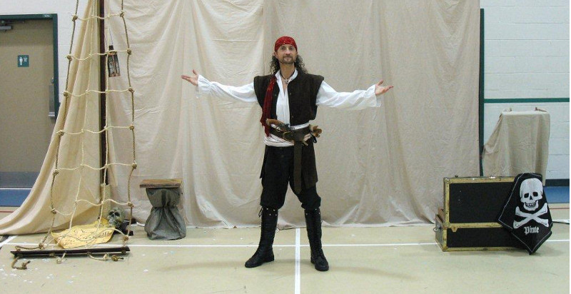 pirates - les Productions Bernard Lebel