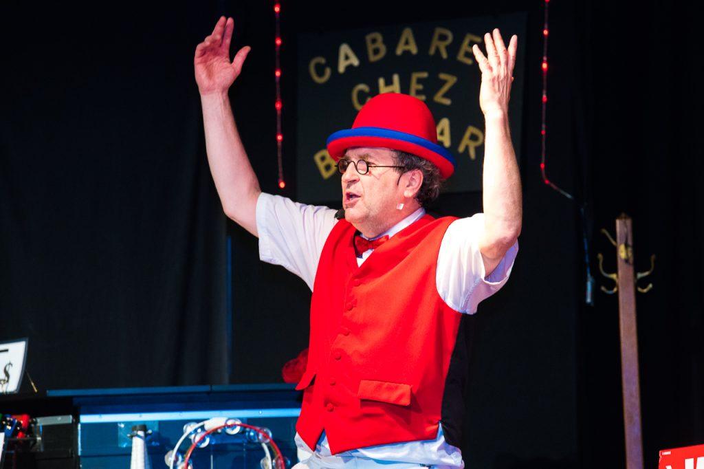 Cabaret Chez Bernard - one man show