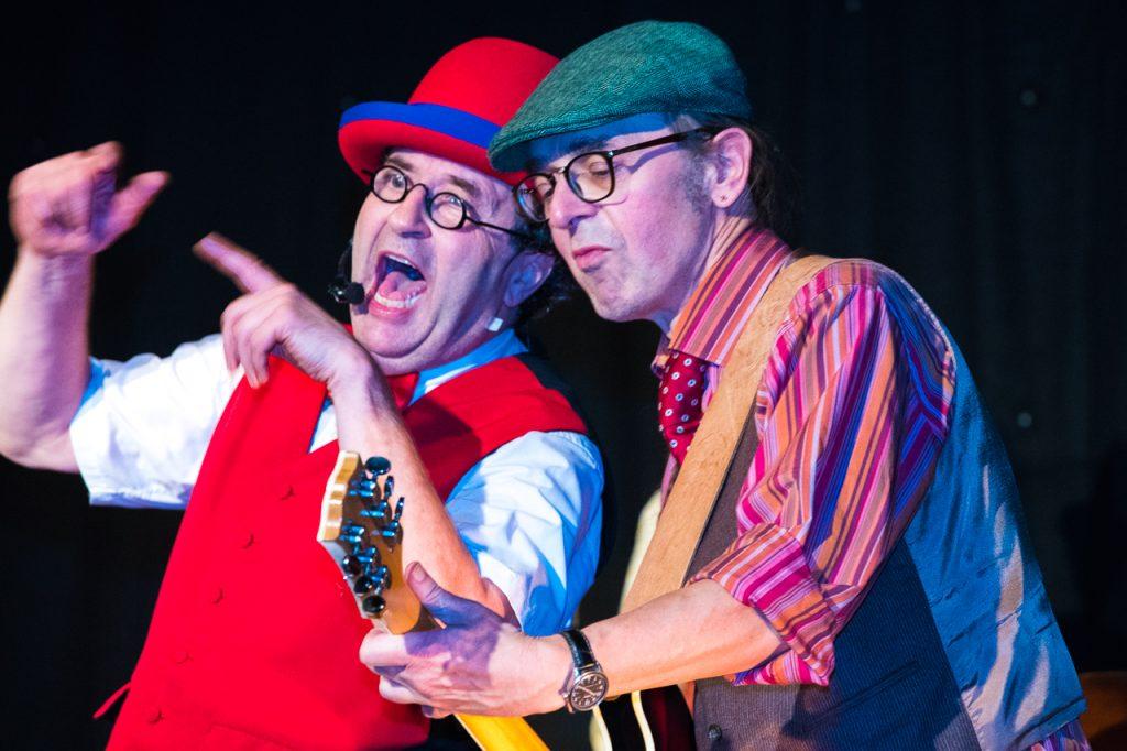 Cabaret Chez Bernard - avec Pat
