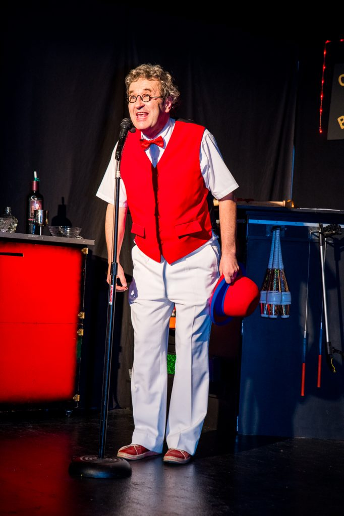 Cabaret Chez Bernard - fin show
