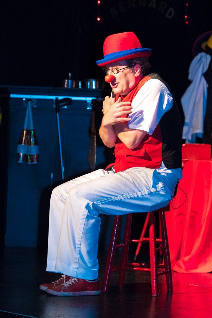 Cabaret Chez Bernard - clown