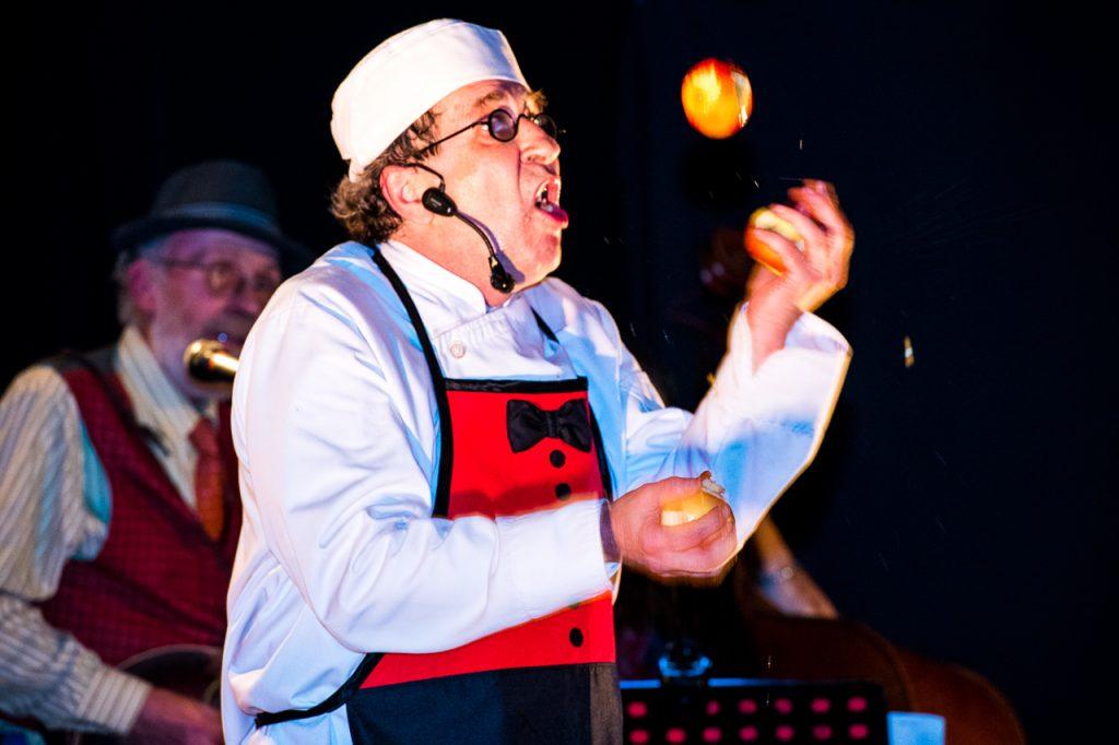 Cabaret Chez Bernard - pommes