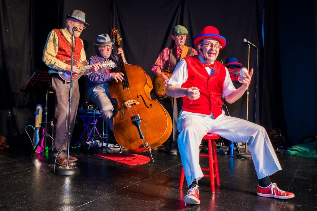 Cabaret Chez Bernard - balles