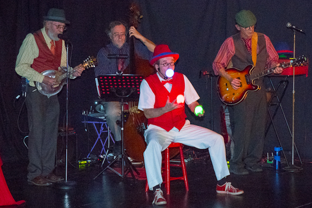 Cabaret Chez bernard
