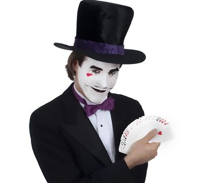 Distingué clown