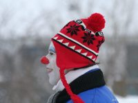 Personnages pour l'hiver - les Productions Bernard Lebel