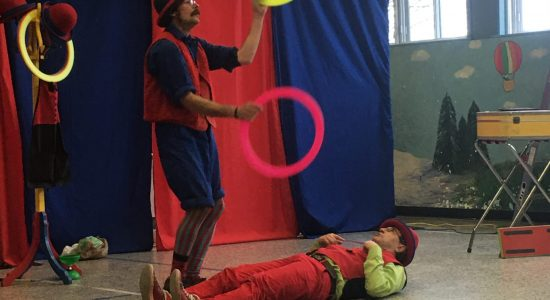 Ben et Atchou danger