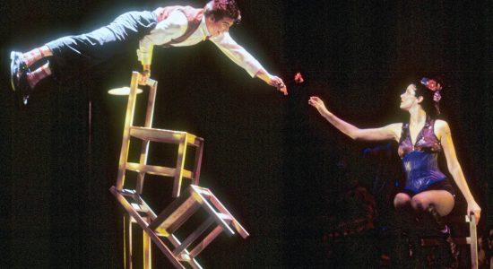 Equilibriste - les Productions Bernard Lebel