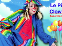 Clown - les Productions Bernard Lebel