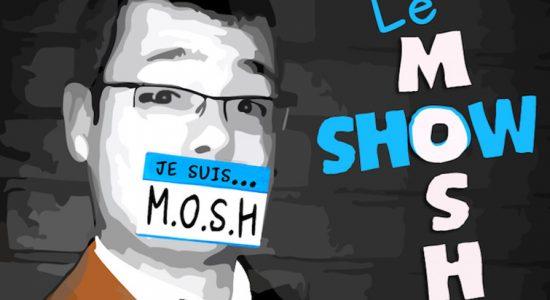 Le show MOSH - les Productions Bernard Lebel