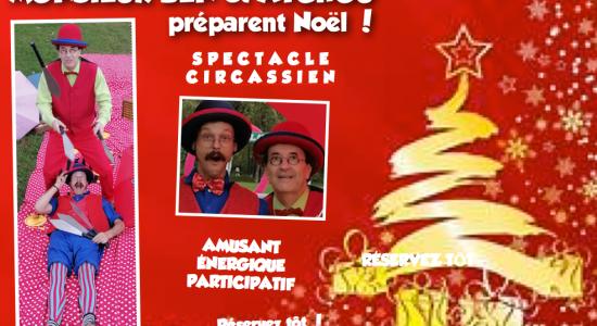M Ben et Atchou préparent NOël