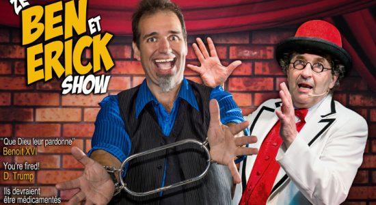 Ze-Ben-&-Erick-Show