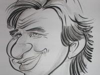 caricature - les Productions Bernard Lebel