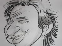 caricature - Artistes