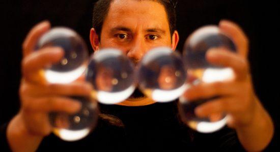 jongleur balles - Bernard Lebel