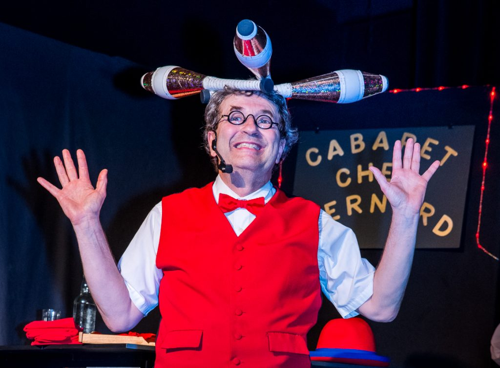 Cabaret Chez Bernard - quilles